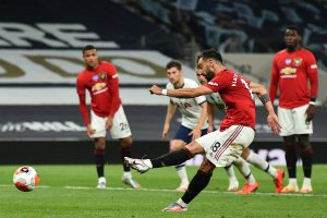 Premier League: Paul Pogba, Bruno Fernandes combine to earn Manchester United draw against Tottenham Hotspur