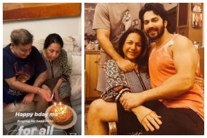 'The strongest person I know': Varun Dhawan pens sweet birthday wish for his mom
