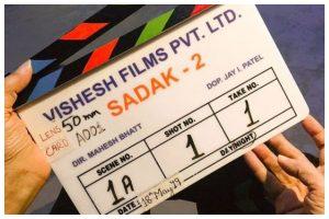Sadak 2: Alia Bhatt, Sanjay Dutt starrer to take OTT route, confirms Mahesh Bhatt