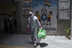 Delhi government seeks volunteers to fight coronavirus pandemic amid rising cases