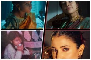 Anushka Sharma compares her journey with her latest production 'Bulbbul', shares collage