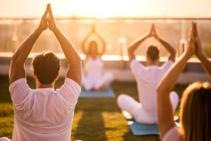 Minister invites people to join him in performing Surya Namaskar on International Yoga Day