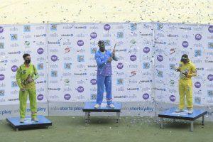 3TC Cup: AB de Villiers' Eagles clinch gold, silver for Bavuma's Kites