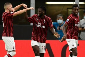 Serie A: Milan hold Napoli 2-2 at San Paolo