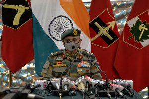 'Around 300 terrorists waiting in launch pads across LoC in PoK to infiltrate into India': Army