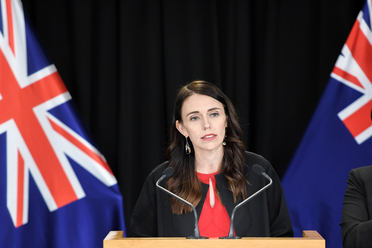 NZ coalition partner calls for vote delay due to COVID-19