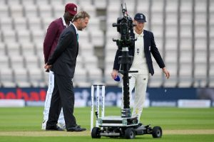 ENG vs WI: England opts to bat first as international cricket returns