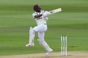 ENG vs WI 1st Test, Day 3: Brathwaite scores fifty, Windies 159/3 at Lunch