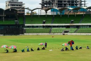 Bangladesh cricketers resume individual training