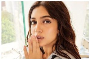 Bhumi Pednekar: Want to leave behind a legacy with good cinema