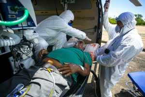Brazil's COVID-19 tally crosses 2 million; death toll at 76,000