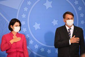 Brazil President's wife Michelle Bolsonaro , science minister test positive for Coronavirus