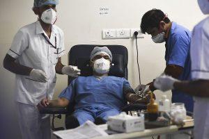 Docs laud plasma therapy nod, state plans
