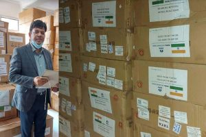 HP has enough stocks of PPE kits for COVID-19