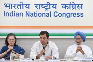 Amid political crisis in Rajasthan, MP, Congress leaders plan to write to CWC for full-time party chief