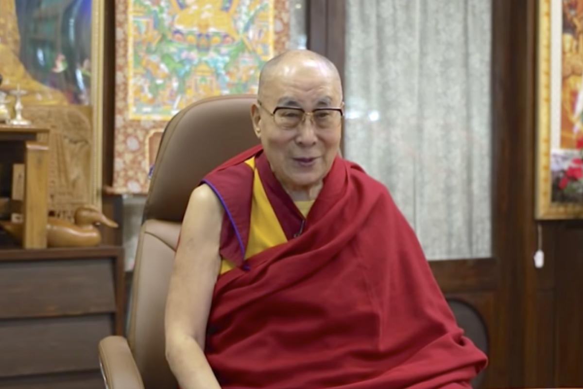 Tibetan spiritual leader, Dalai Lama, Chinese Buddhists, India, China