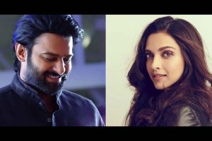 Prabhas, Deepika Padukone to join forces for sci-fi film