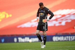 De Gea mistakes see Chelsea beat Man United to reach FA Cup final
