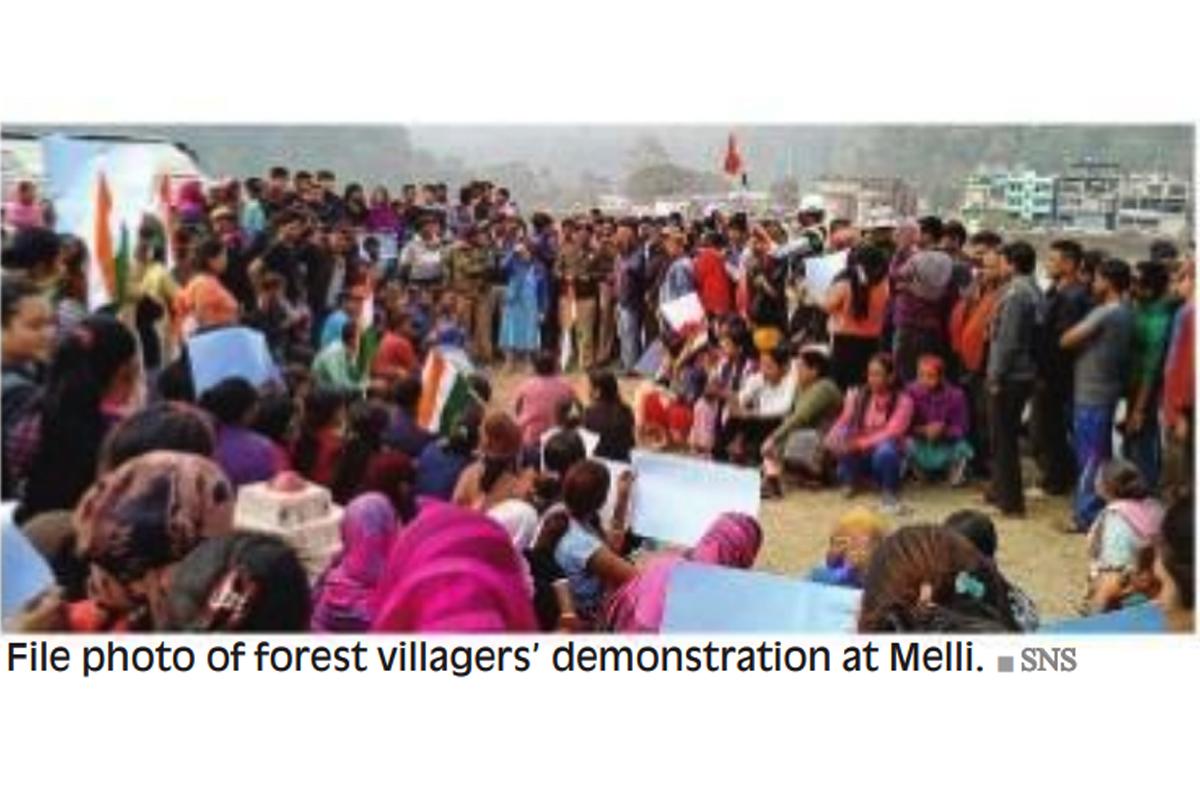 Kalimpong, Siliguri, Forest Rights Act, Darjeeling, Raju Bista