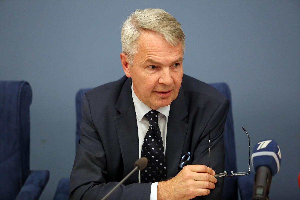 Pekka Haavisto Caruna