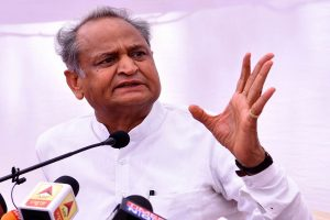 'BJP trying to topple Rajasthan government, offering 15 crore to MLAs': Ashok Gehlot