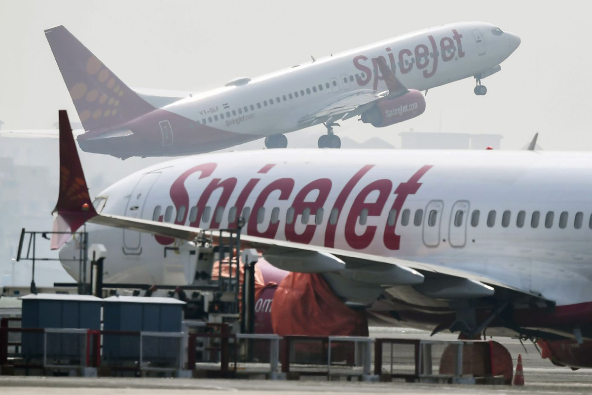 SpiceJet, United States, United Kingdom, Indian scheduled carrier