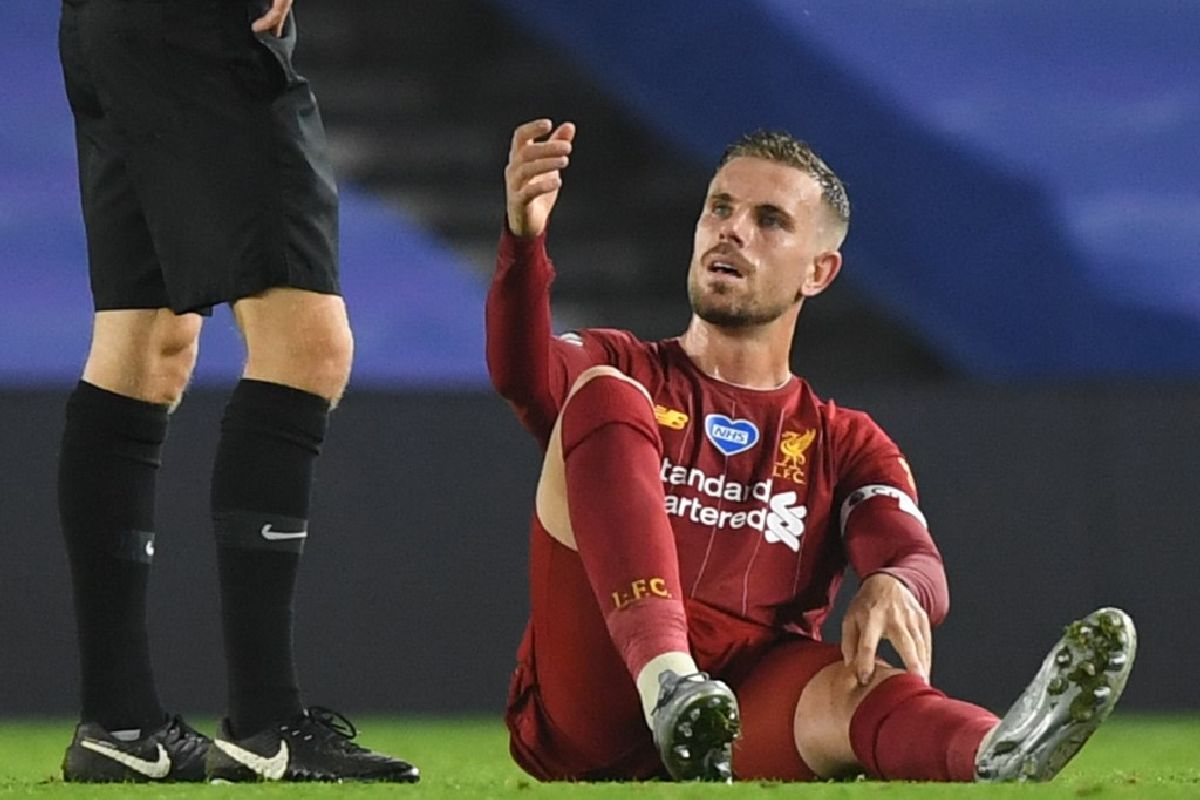 Jordan Henderson, Premier League, English Premier League, Liverpool, Jurgen Klopp