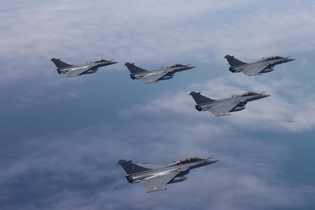 Good not enough, Rafale jets, France, Indian Air Force