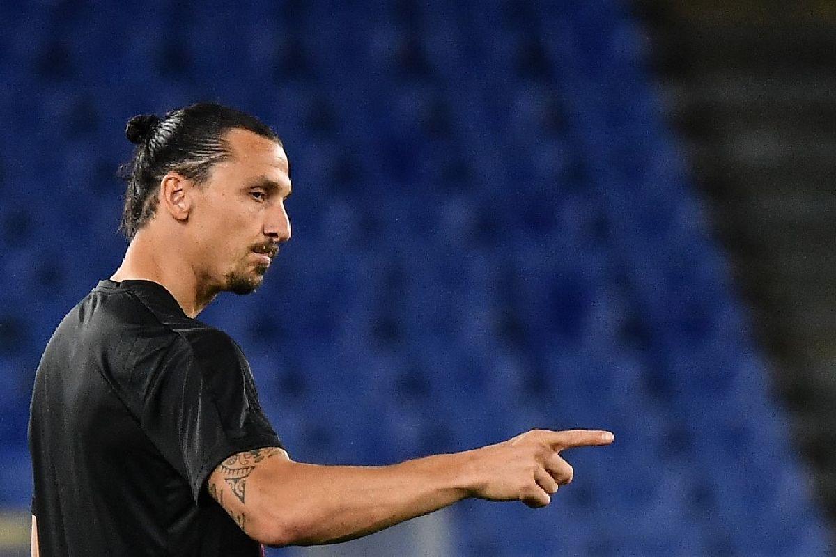 Serie A: Zlatan Ibrahimovic nets brace as AC Milan beat Sassuolo 2-1