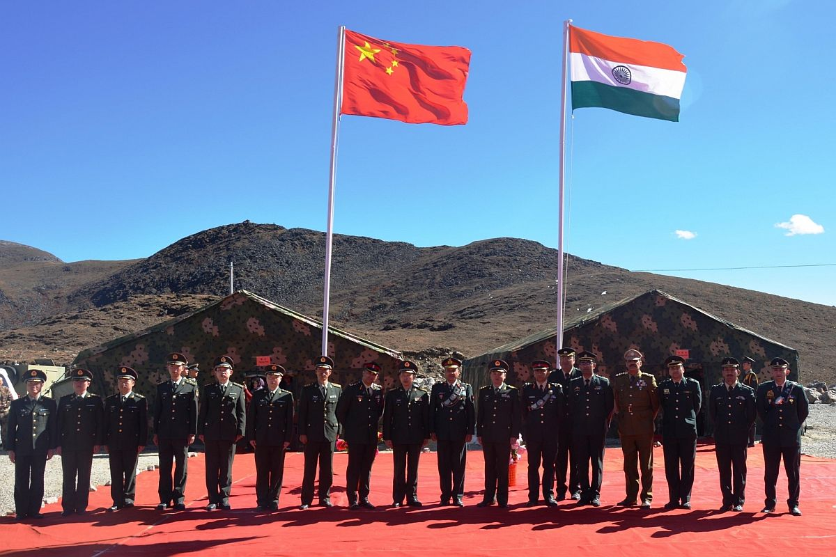 India, China, Line of Actual Control (LAC), commanders' talks, Eastern Ladakh,