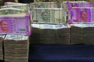 Rupee ends higher at 74.74 against US dollar