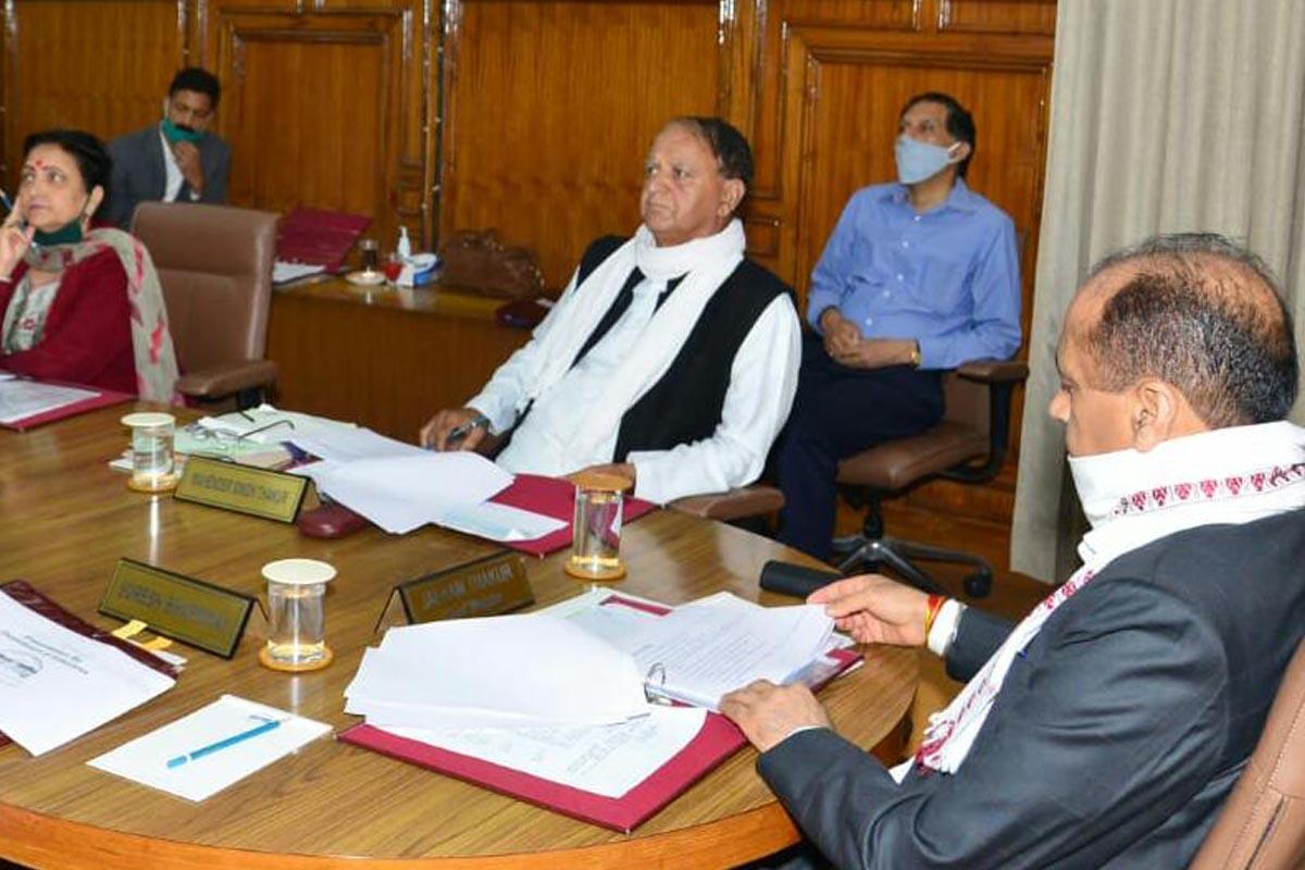 Himachal Pradesh Chief Minister Jai Ram Thakur, Coronavirus COVID-19, Covid-19 patients, Covid-19 hospitals, comorbidities,