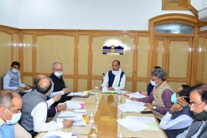 HP CM asks officers to give priority to redressal of public grievances