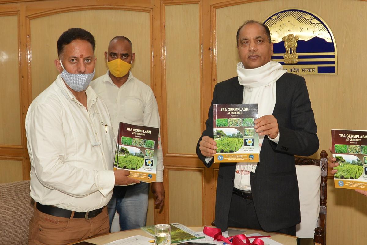 Chief Minister, Jai Ram Thakur, CSIR