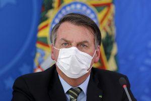 Brazil President Jair Bolsonaro tests COVID-19 positive for third time
