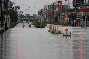 52 dead as torrential rains, floods hit Japan; over 100 stranded