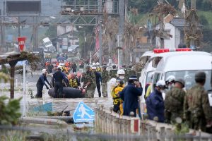20 dead due to heavy floods in Japan; rescue operations continue