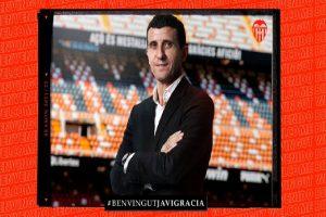 Valencia FC appoint Javi Gracia as new coach