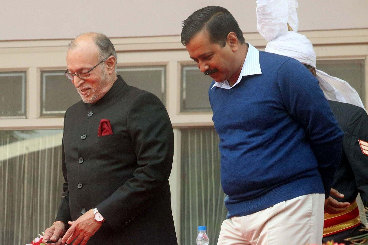 Delhi, LG, MHA, elected government