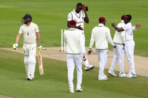 Kemar Roach becomes 1st Windies bowler to take 200 Test wickets since 1994