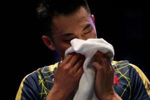 Chinese badminton great Lin Dan announces retirement