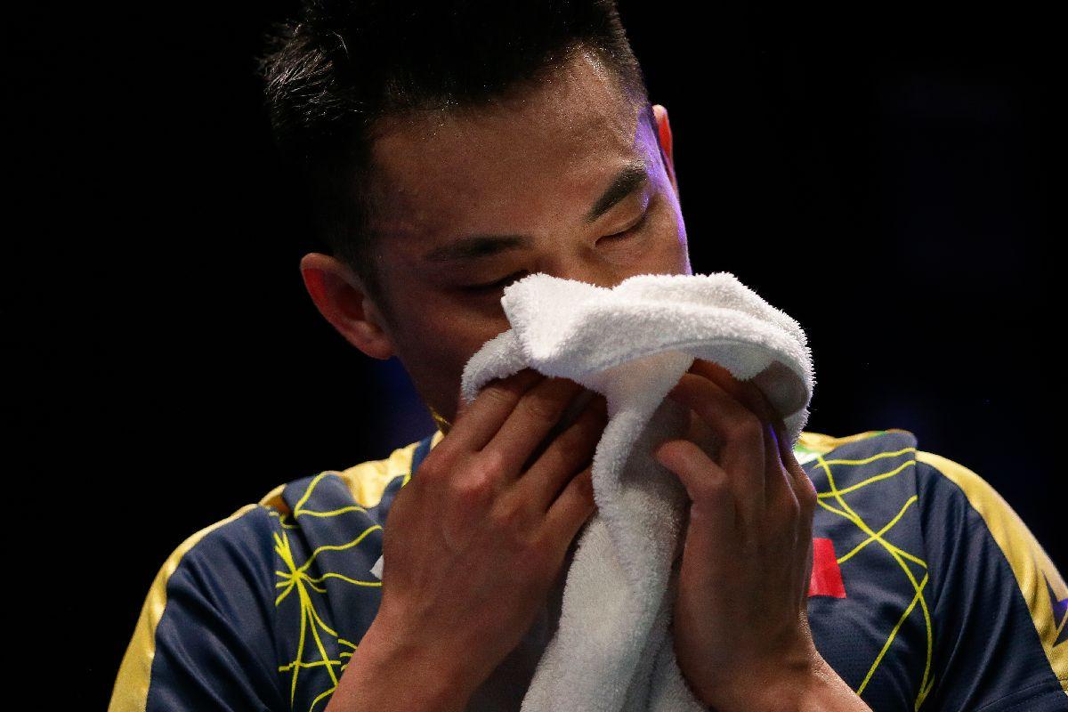 Lin Dan, Badminton, Lin Dan retirement
