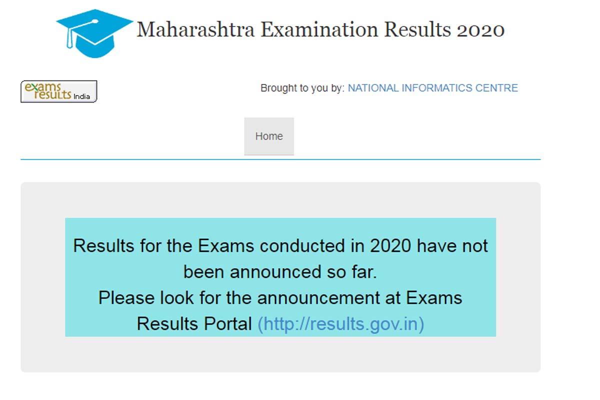 Mah results 2020, mahresult.nic.in, mahahsscboard.maharashtra.gov.in, results.gov.in