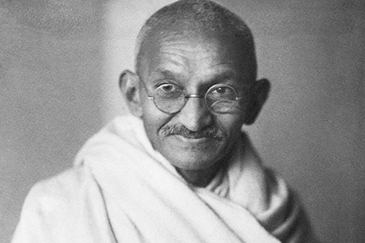 Mohandas Karamchand Gandhi, Gandhigiri