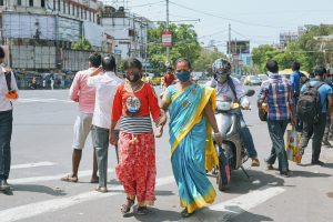 Masks now mandatory in public places: Govt