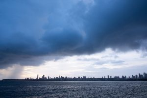 Rains continue in Mumbai, adjoining parts for second day