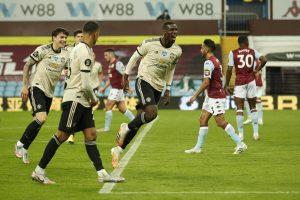 Premier League: VAR helps Manchester United against Aston Villa; Bournemouth frustrate Tottenham Hotspur