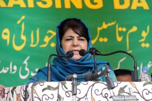 Mehbooba Mufti's detention under PSA extended by 3 months to 'maintain public order'