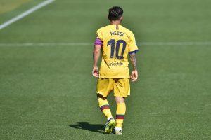 Lionel Messi wins record 7th scoring title in Spanish league