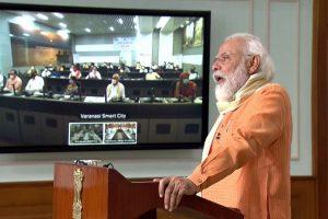 Varanasi has 'vigorously countered' unprecedented Coronavirus crisis, many lives saved in UP: PM Modi